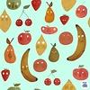 Lillestoff Tricot BIO - Fruit Basket
