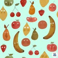 Tricot BIO - Fruit Basket