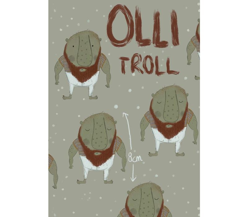 Tricot BIO - Olli Troll
