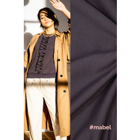 Warme Sweater Mabel - Antraciet