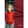Fibre Mood Warme Sweater Robin - Dark Brick