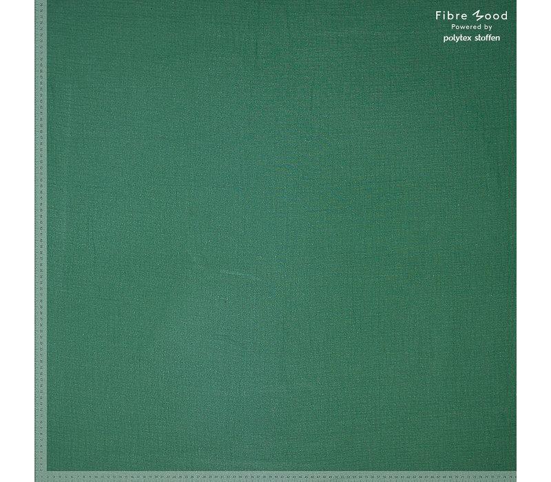 Double Gauze Tetra Marion - Pine Green