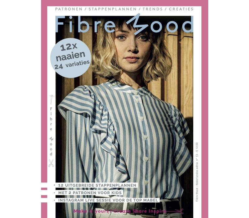 Fibre Mood Magazine N13