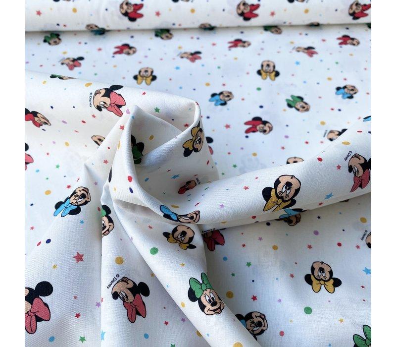 Cotton Disney Mickey Mouse