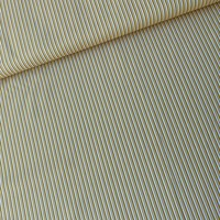 Cotton Classic Stripes - oker
