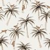 FF Tricot Palms & Monkeys