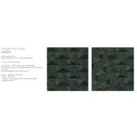 Woven Jacquard - Nuage Paon