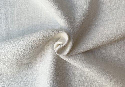 De Stoffenkamer Ramie Linenlook off white