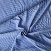 La Maison Victor Tencel Twill - Denimblue Stripes