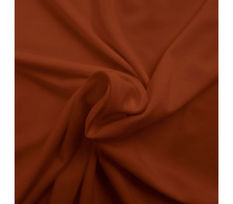 BAMBOO Tricot Rust