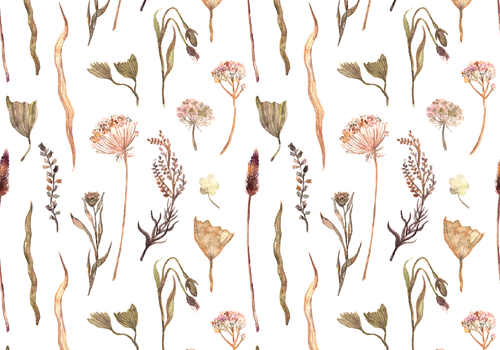 Stenzo Tricot  Digital Rusty Botanical