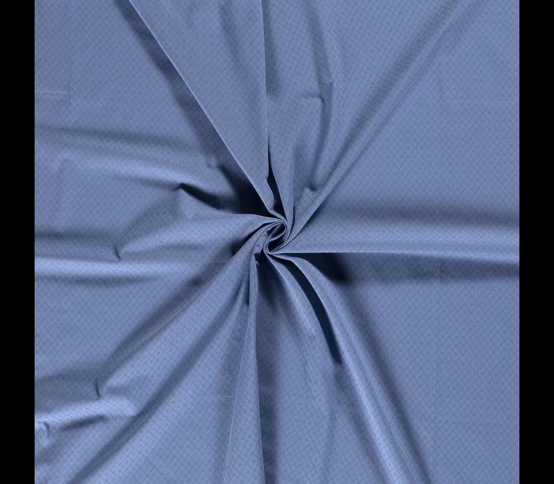 Ajour Cotton Pointelle - Indigo