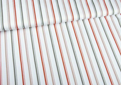 Editex Stretch Cotton Stripes