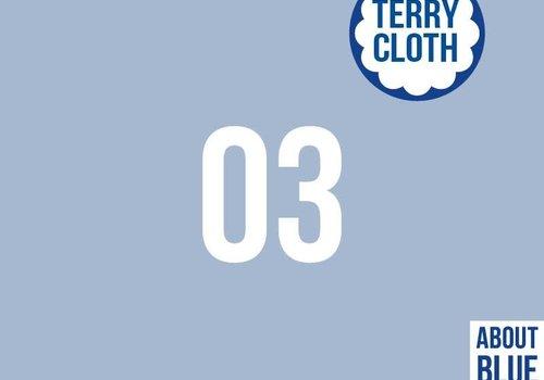 About Blue Fabrics Spons - Uni Cashmere Blue