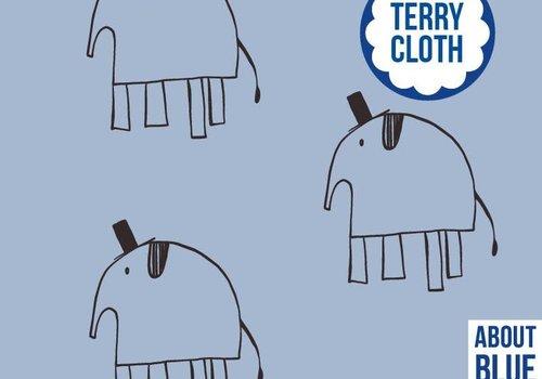 About Blue Fabrics Spons - Lewis  Cashmere Blue