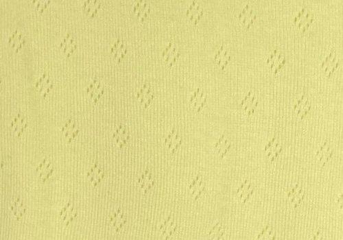 Stenzo Ajour Tricot Mellee licht geel
