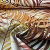 Fibre Mood Stretch Cotton Sundown Palms
