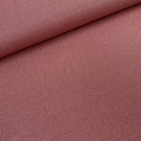 Ribbed tricot - Raspberyy metallic sparkle