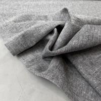 Linen Mix Melange Black
