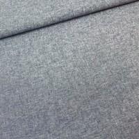 Linen Mix Melange Navy