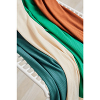 Derby Ribbed Jersey - Emerald