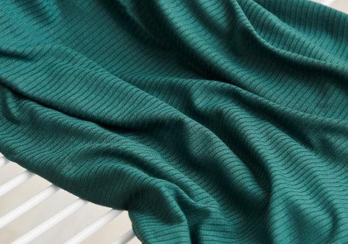 MeterMeter Derby Ribbed Jersey - Emerald