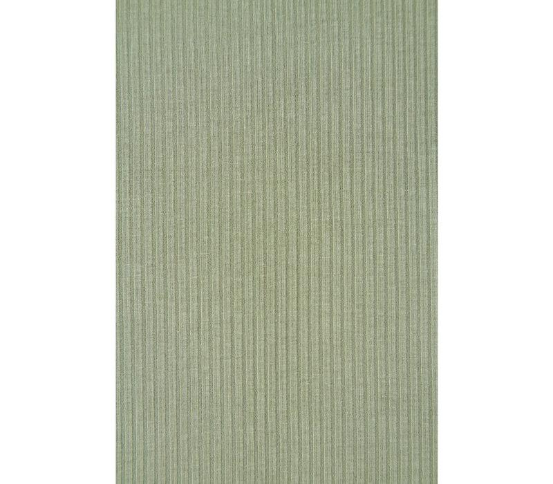 Derby Ribbed Jersey - Soft Mint