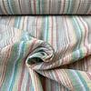 De Stoffenkamer Seersucker Cotton - stripes pastel