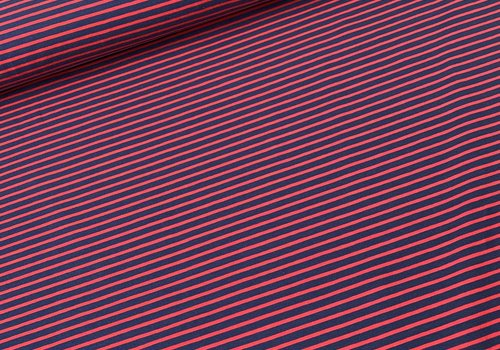 Stenzo Tricot  Stripes Red//Blue