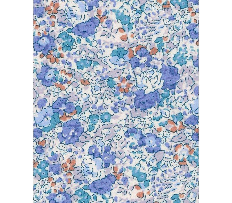 ORGANIC Tana Lawn Liberty - Blue