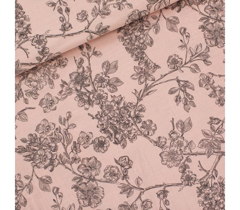 Double Gauze - Cherry Blossom