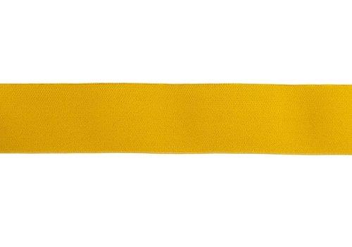 De Stoffenkamer Taille Elastiek 40mm - oker