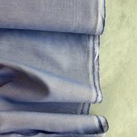 Cotton - Denimlook blue