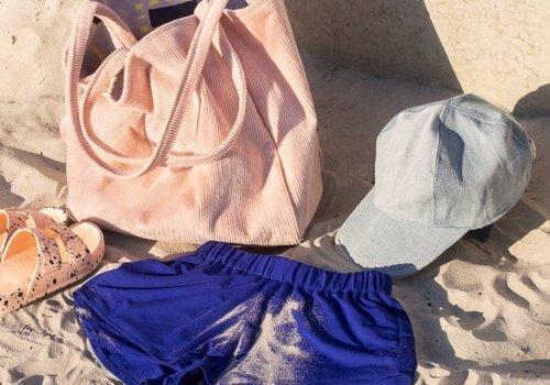 WISJ Patroon Beach Bundel (tas, short, pet)