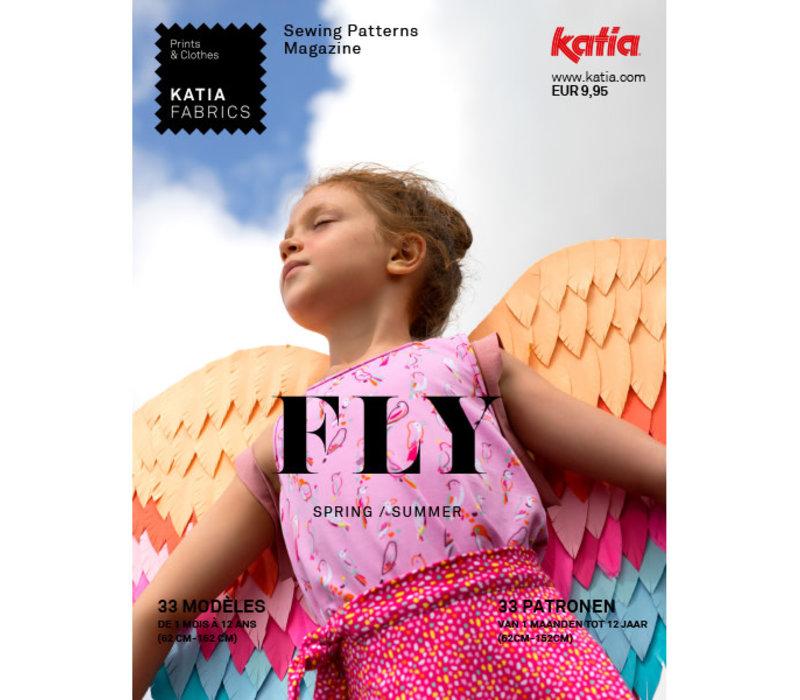 Katia Magazine lente/zomer