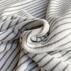 De Stoffenkamer Rekbare badstof - spons stripes mouse