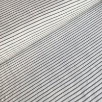 Rekbare badstof - spons stripes mouse