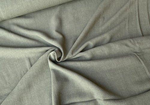 De Stoffenkamer Linen Mix Soft Khaki