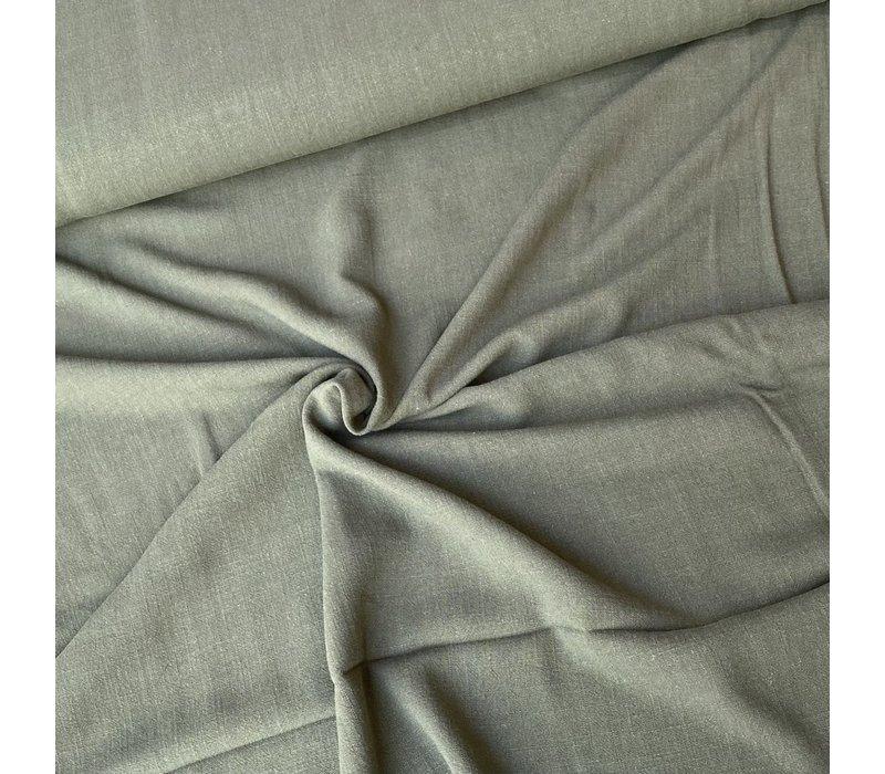 Linen Mix Soft Khaki