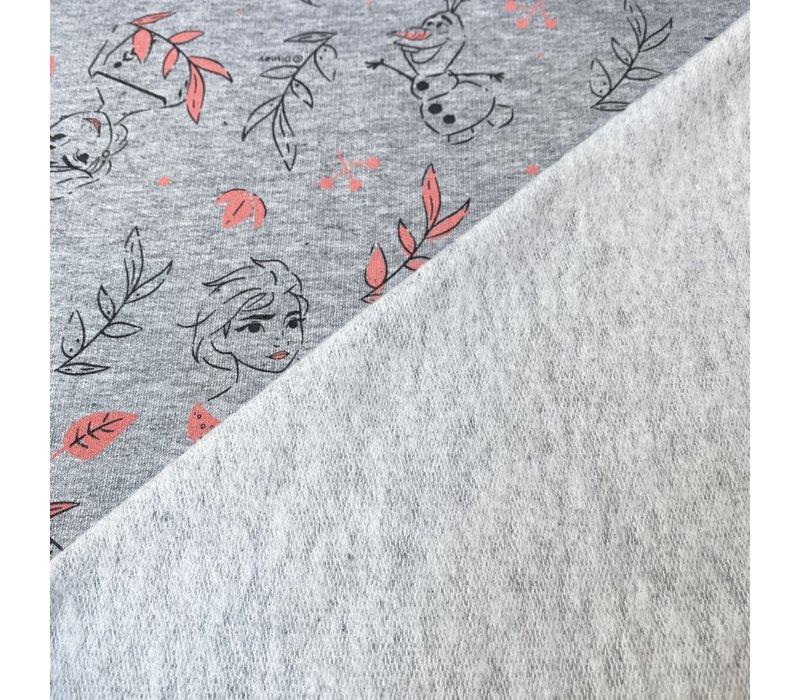 Sweatertricot Frozen Coral / Grey Melange