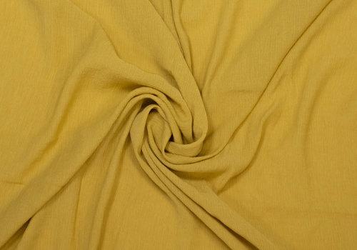 Fibre Mood Wrinkle Viscose DANNA - Mustard