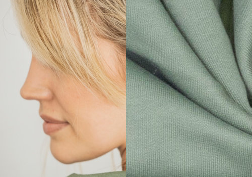 Fibre Mood Warme Sweater Sage - VERA