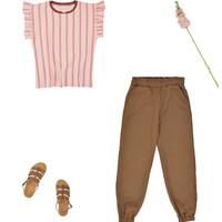 Nio/Nia broek - tshirt