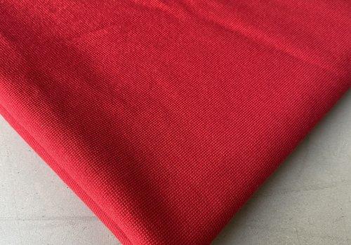 mundomelocoton Bio Cuff Tricot - Red