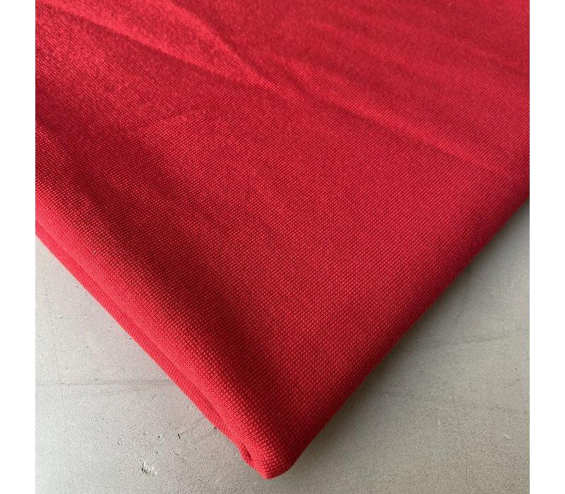 Bio Cuff Tricot - Red