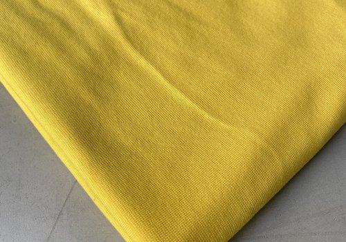 mundomelocoton Bio Cuff Tricot - Soft Yellow