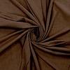 De Stoffenkamer Linen / Cotton Mix Melange Brown
