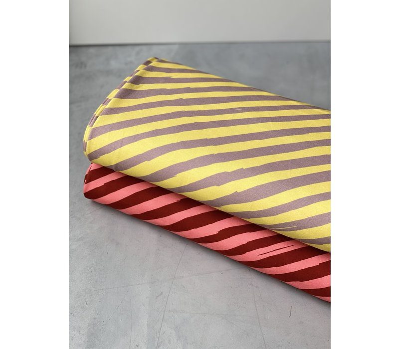 French Terry - Diagonal Corn
