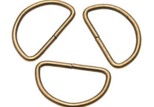 D Ring brons