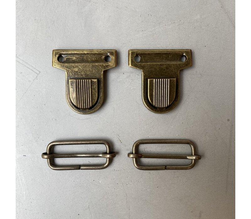 Jackpack Hardware